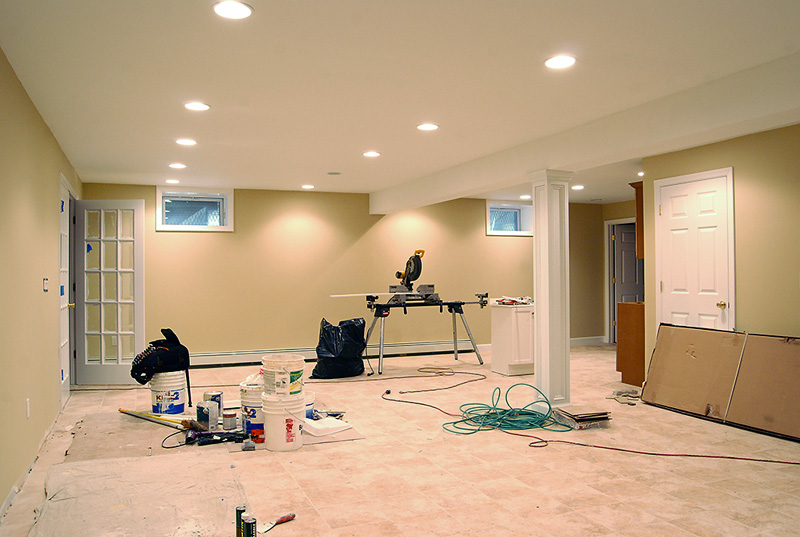 Remodel Basement Finished Basement Remodel Renovation In Wayne And Montville Nj