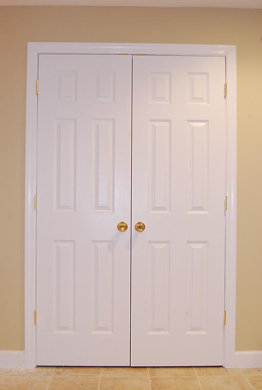 Basement Room Door Ideas: Finished Basement Remodel Renovation In Wayne And Montville NJ