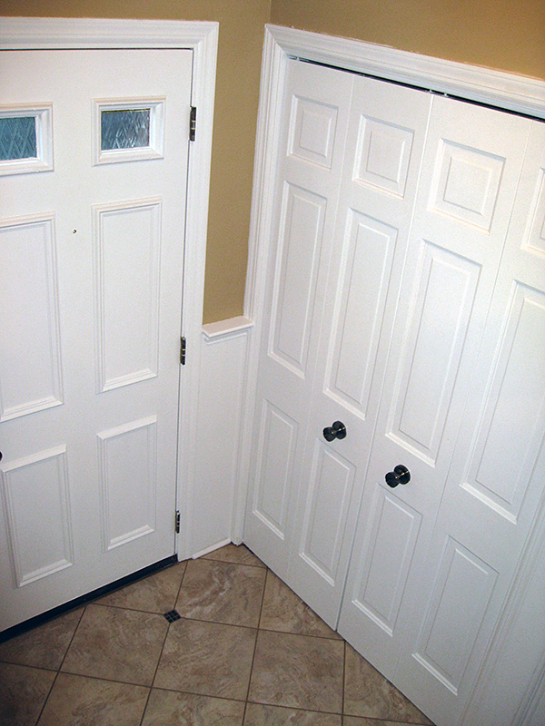 Request ... & Wainscoting Installation | Carpentry | Get It Done Home Improvements NJ
