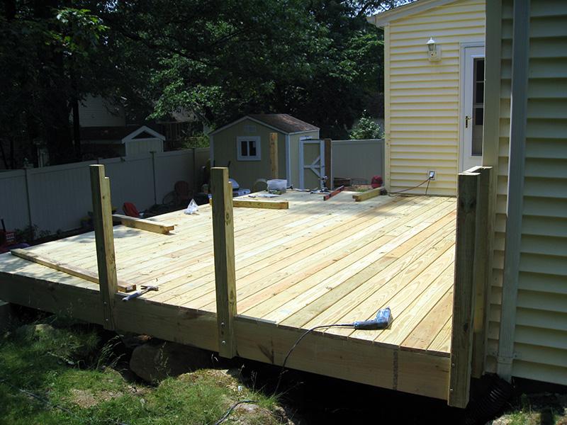 Deck Installation Renovation Amp Maintenance In North Nj
