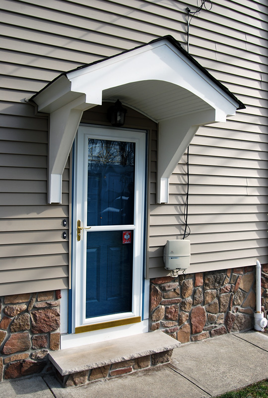 Custom entry ways, entrances and porticos in North NJ