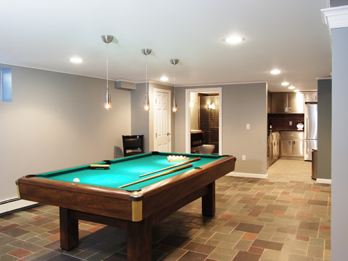Pool table room ideas - Smallest room for pool table ...